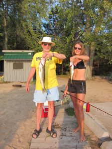 Fishing, Summer 2013